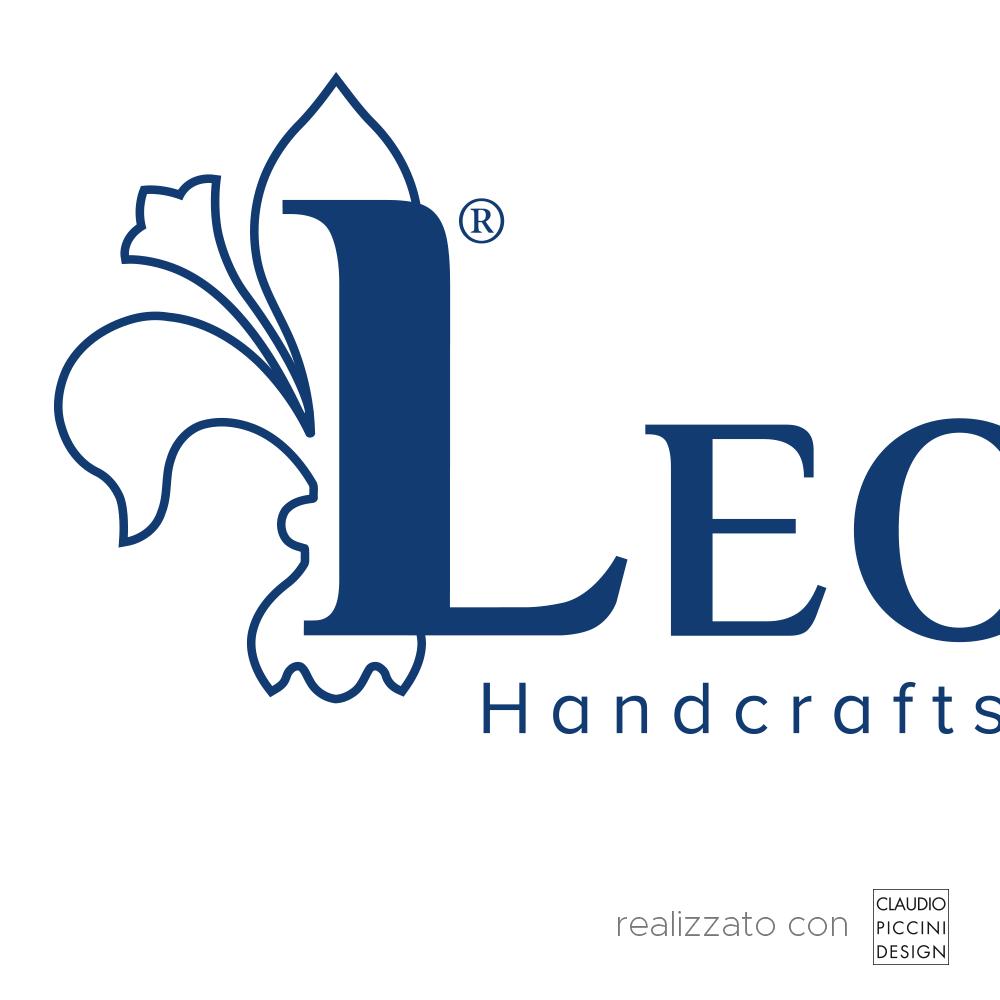 IMMAGINE COORDINATA LEONARDO LEATHER AND GOLD